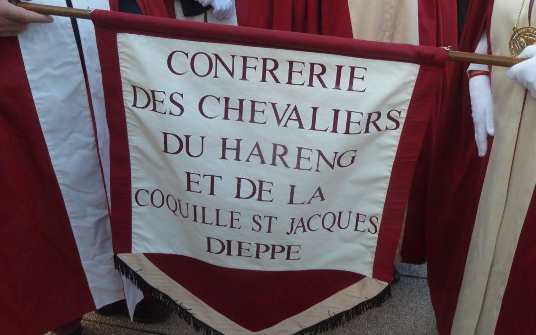 Invitation de Dieppe le 9 novembre 2019