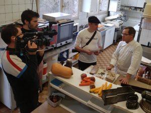Le Pâté de Houdan est à l'honneur sur RTL
