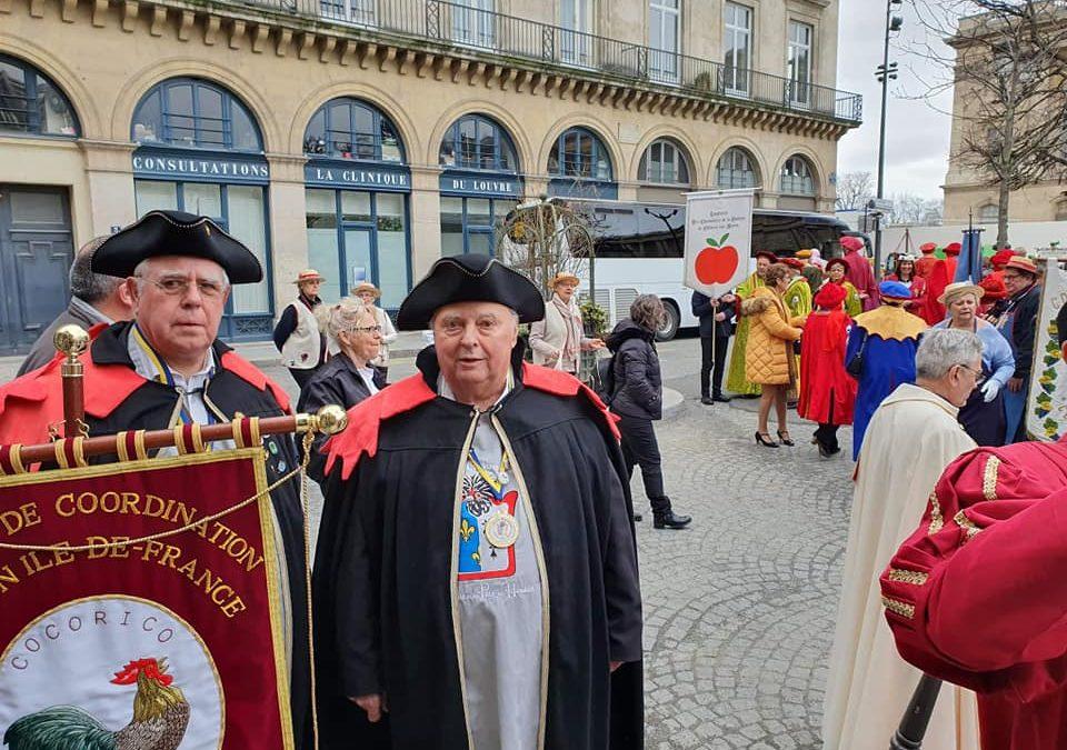Anniversaire de Cocorico à Paris