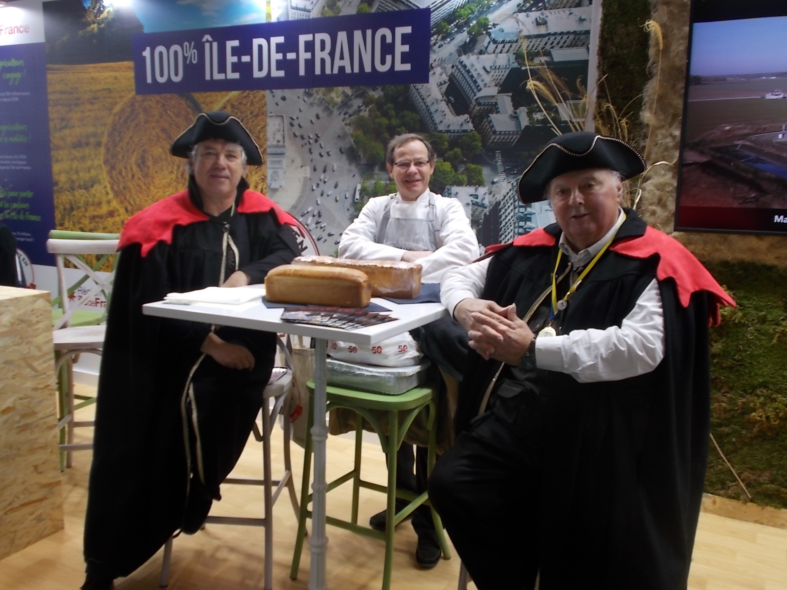 Pierre-Louis Tourneur RTL Poularde de Houdan